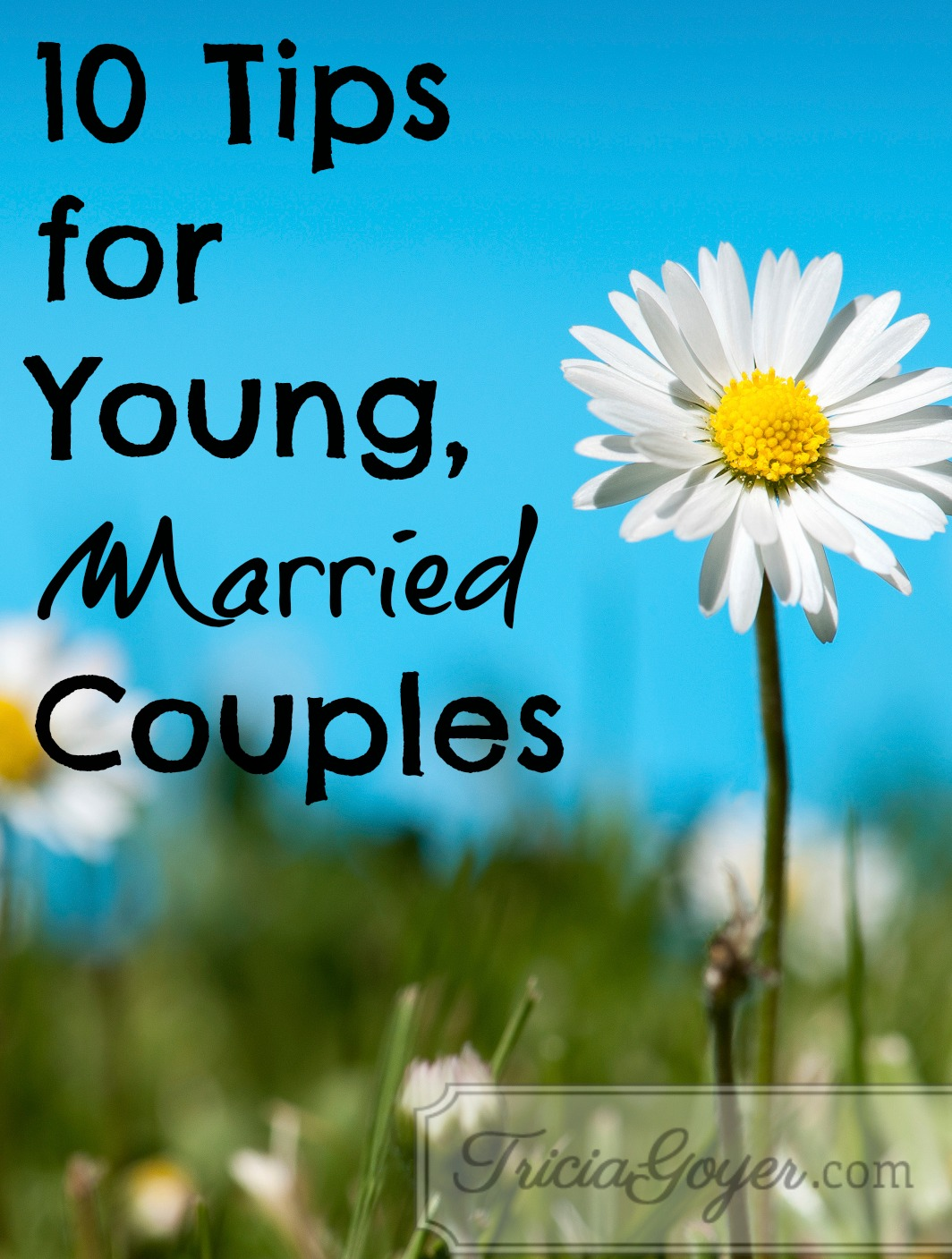 10 tips for young married couples
