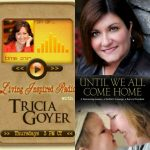 This Week on Living Inspired: Kim de Blecourt and Brooke McGlothlin and Stacey Thacker