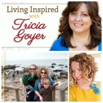 This Week on Living Inspired: Lisa Leonard | Guy and Amber Lia