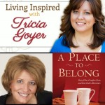 Podcast: Living Inspired: Lisa Troyer | Elizabeth Byler Younts