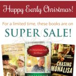 Books on Sale | 12 Days of Christmas Giveaways Day 5