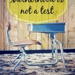 Motherhood Is Not a Test: 4 Ways to Give Yourself a Hall Pass