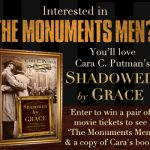 A Review of 'The Monuments Men' Movie (Plus a Giveaway) | Guest Post by Cara Putman