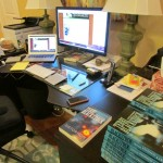 My Writing Desk | Terri Blackstock (Plus a Giveaway)