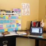 My Writing Desk | Stephanie Landsem