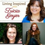 Podcast: Living Inspired: Holly Melton and Angie Smith