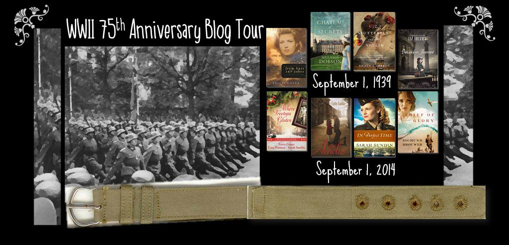WWII 75th Anniversary Blog Tour