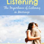 Thankful Listening | The Importance of Listening in Marriage