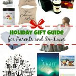 Holiday Gift Guide for Parents and In-Laws