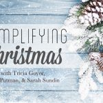 Simplifying Christmas | Simple Family Memory Making (Plus a Giveaway!)