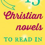 15 Christian Novels to Read in 2015