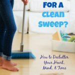 Is It Time For A Clean Sweep?