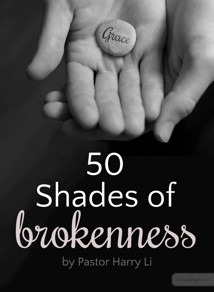 50 shares of brokenness