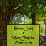 Indiana Jones + Indiana Josephine: When Love Becomes an Adventure