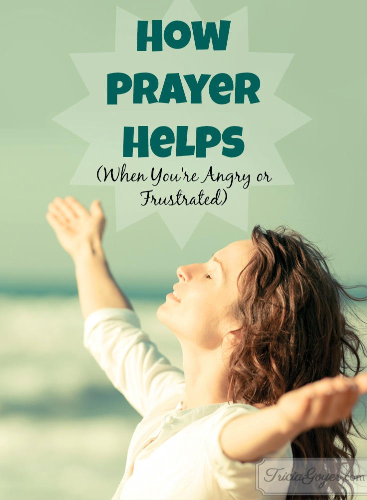 how prayer helps