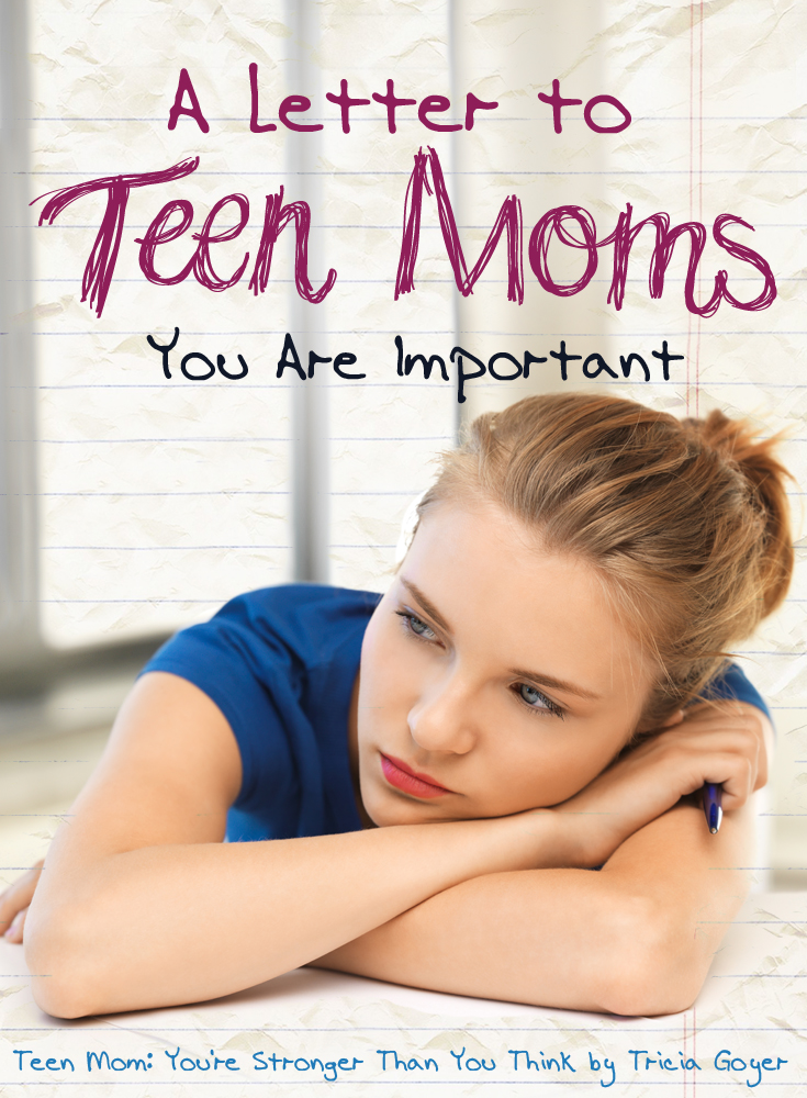 teen mom - a letter to