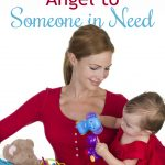 Be an Earth Angel to Someone in Need