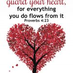 Guard Your Heart | Proverbs 4:23