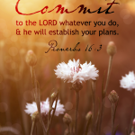 Commit | Proverbs 16:3