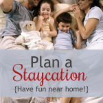 Plan a Staycation… 15 Ideas to Have Fun NEAR Home!