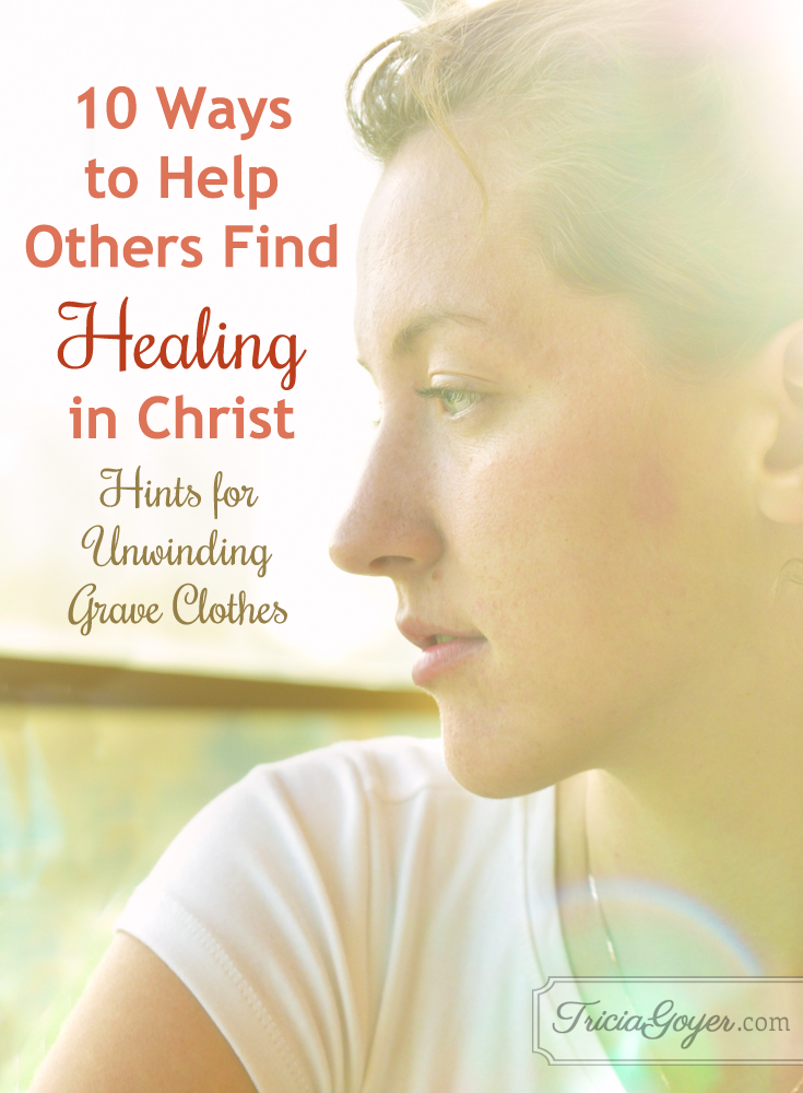 helping others find healing