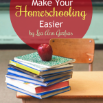10 Ways to Make Your Homeschooling Easier {+ giveaway!}