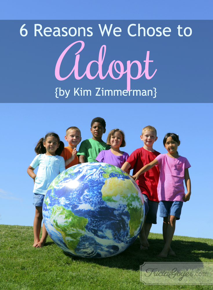 6 reasons we chose to adopt