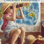 30 Fun & FREE Summer Activities