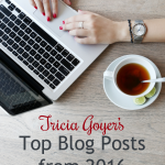 Top Blog Posts from 2016