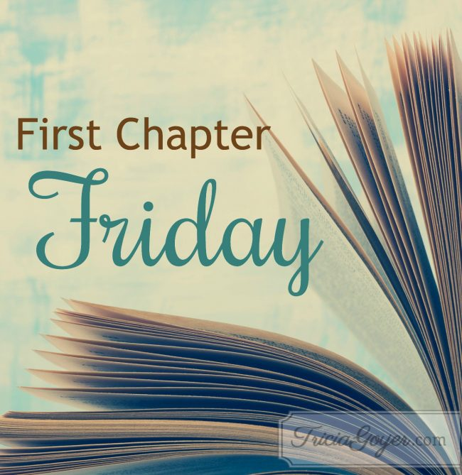 First Chapter Friday | A Shadow of Treason {+ a giveaway}