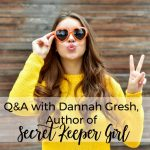 Q&A with Dannah Gresh, Author of Secret Keeper Girl