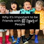 Diverse Friendships | Why It's Important to Be Friends With All Types of People