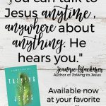 Talking to Jesus | Jeannie Blackmer