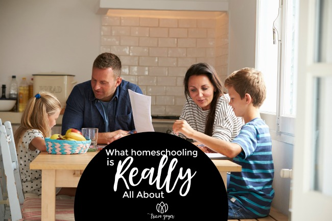 What homeschooling is really all about