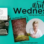 Writer Wednesday with Kristy Cambron