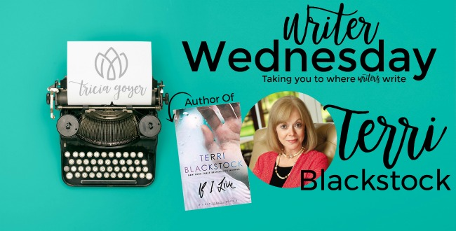 Writer Wednesday with Terri Blackstock