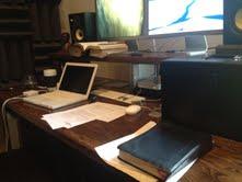 My Writing Desk | Lesli Westfall