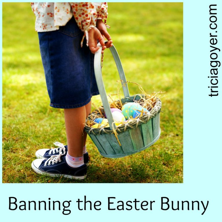 Banning the Easter Bunny