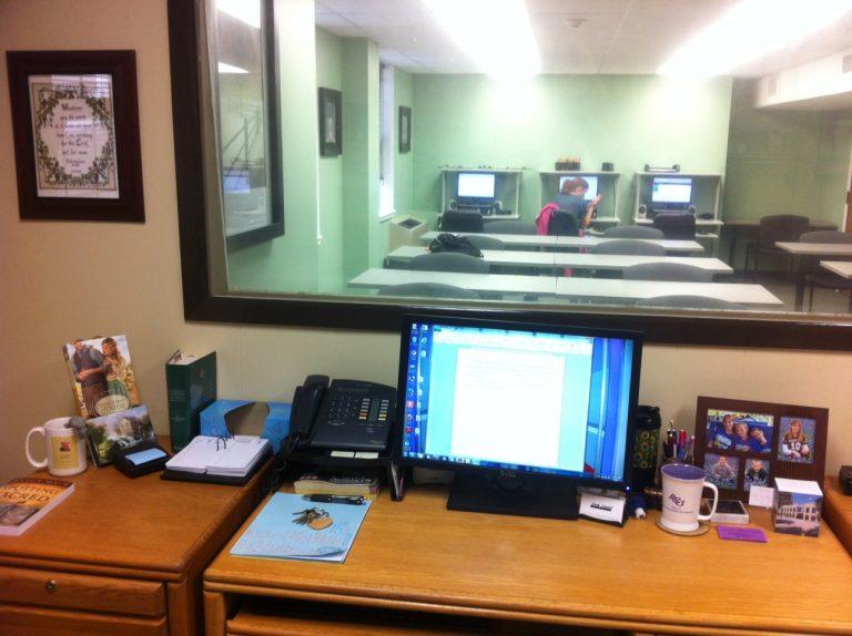 My Writing Desk | Karen Witemeyer