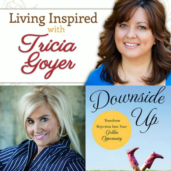 Podcast: Living Inspired: Good Morning Girls and Tracey Mitchell