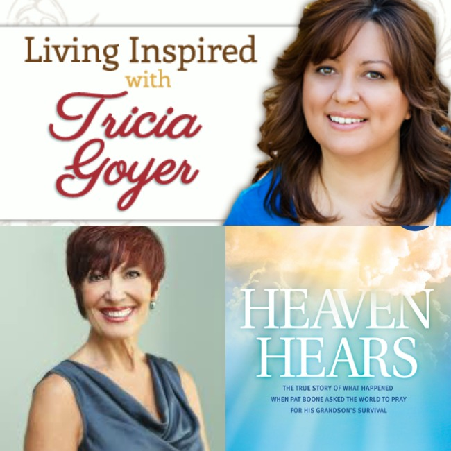 Podcast: Living Inspired: Lindy Boone Michaelis and Amanda Jenkins