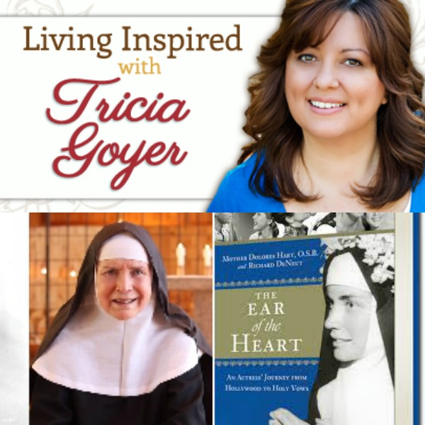Podcast: Living Inspired: Mother Dolores and Alexandra Kuykendall