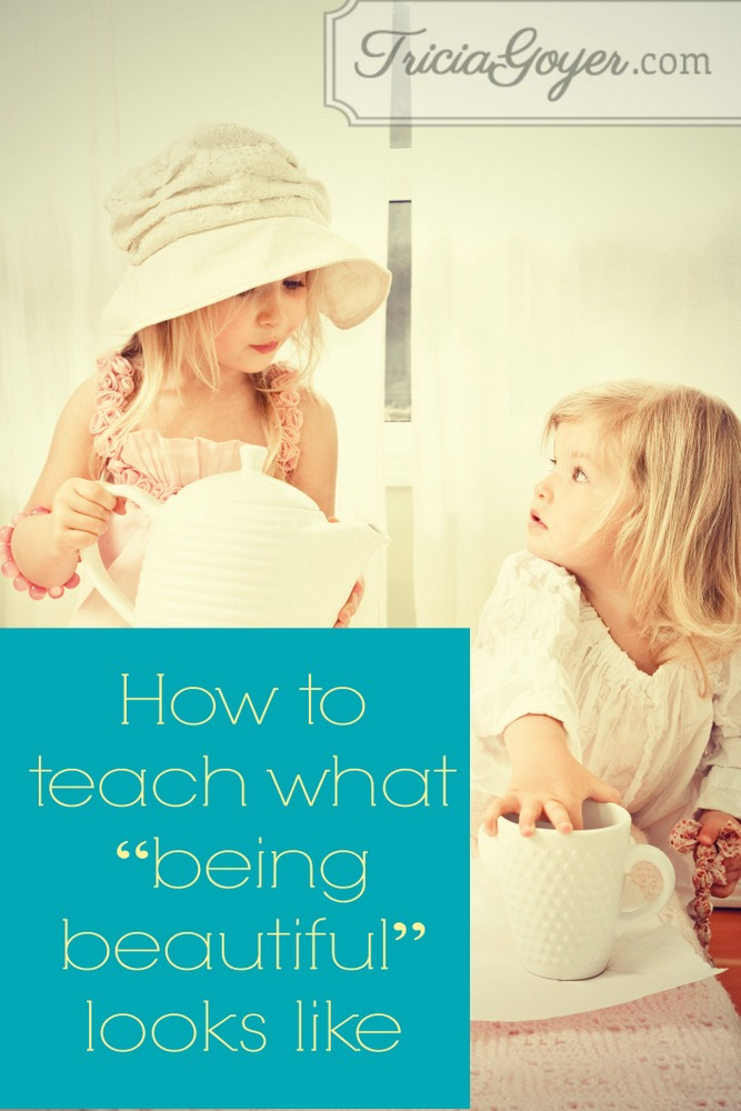 """How to Teach What """"Being Beautiful"""" Looks Like"""