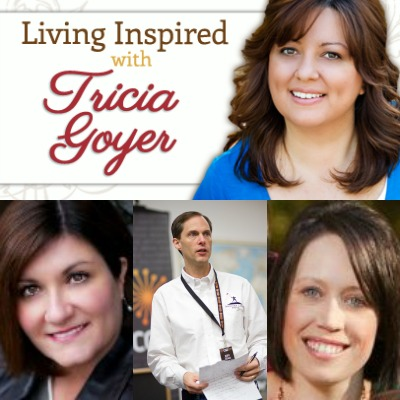 Podcast: Living Inspired: Kim De Blecourt, Julia DesCarpentrie and Jeff Gerke
