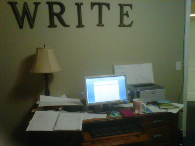My Writing Desk | Shelley Shepard Gray