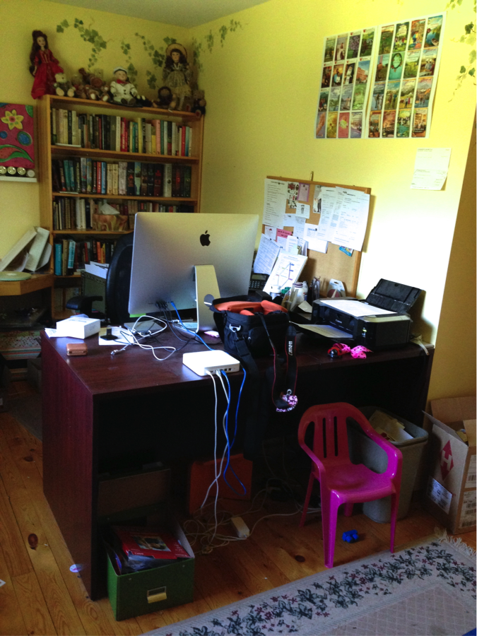 My Writing Desk | Carolyne Aarsen