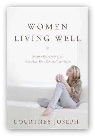 Meet Courtney Joseph of Women Living Well