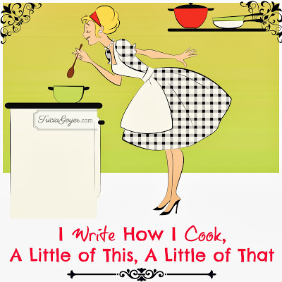 I Write How I Cook: Little of This, Little of That