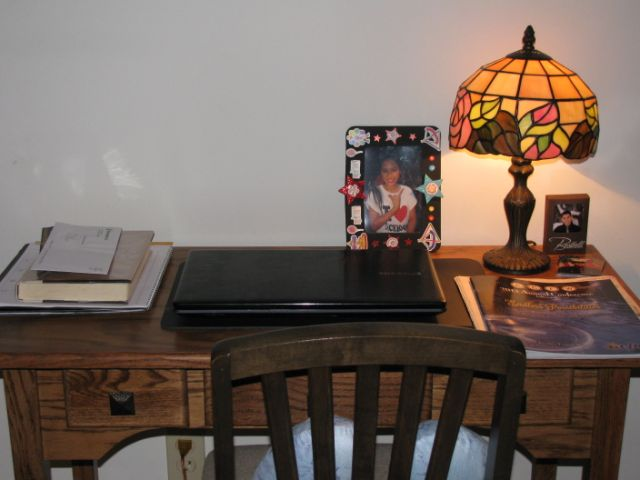 My Writing Desk | Liz Tolsma
