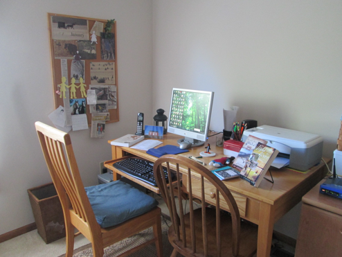 My Writing Desk | Stephanie Reed